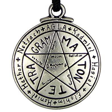 Talisman for love tetragrammaton seal of solomon pentacle pendant talisman for love tetragrammaton seal of solomon pentacle pendant hermetic enochian kabbalah pagan wiccan jewelry mozeypictures Gallery