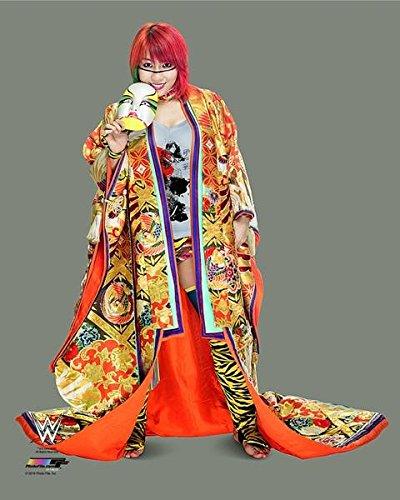 WWE Asuka Costumes