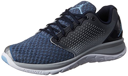 Jordan Nike Men's Trainer ST Winter Blue Synthetic-Leather Training Shoes 12 by Jordan