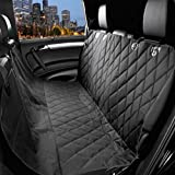 Hot Sale! Dog Carriers Blanket Cover Mat Pet Carrier convenient Waterproof Pet Dogs Car Seat Cover Non Slip Dog Mats Hammock Accessories (147 x 137 cm, Black)