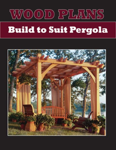 BUILD-TO-SUIT PERGOLA - PAPER WOODWORKING ()