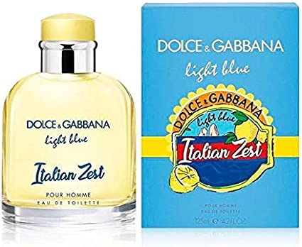 Herrenparfum Light Blue Italian Zest Dolce & Gabbana EDT