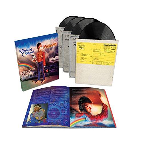 Vinilo : Marillion - Misplaced Childhood (Deluxe Edition, Oversize Item Split, 4 Disc)