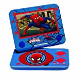 Ultimate Spiderman Portable DVD player (Swivel Screen, SD and USD slots)
