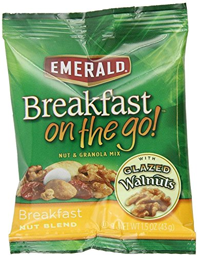 Emerald Breakfast Granola Blend Pack