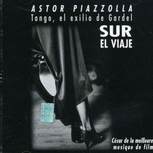 CD : Astor Piazzolla - Tango, El Exilo de Gardel (2 Disc)