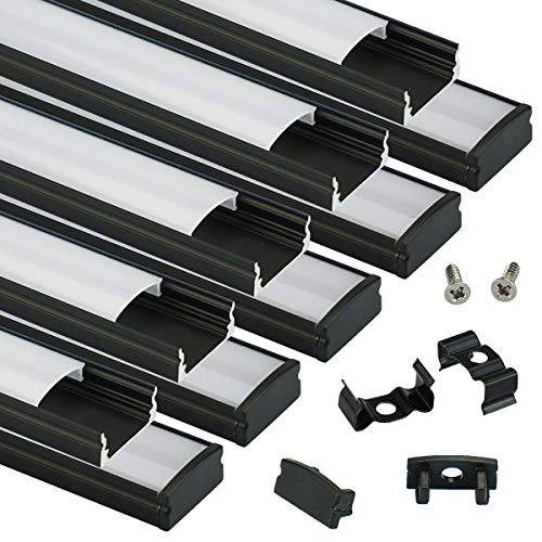 Aluminum Led Light Strip Housings in US - 7
