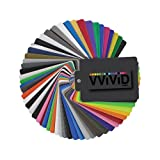VViViD Vinyl Complete Car Wrap Sample Booklet