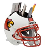 Schutt NCAA Louisville Cardinals Mini Helmet Desk Caddy