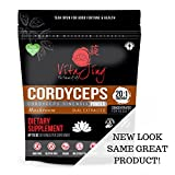 Cordyceps Sinensis Mushroom Extract Powder (8oz / 227gm) 20:1 Concentration