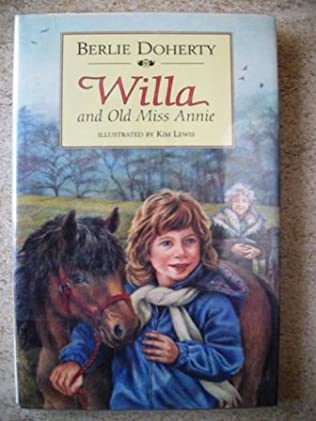 book cover of Willa and Old Miss Annie