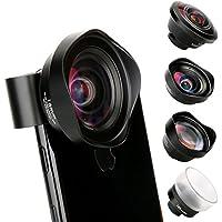 Ulanzi Prefessional Phone Camera Lens - 4 in 1 Clip-on...