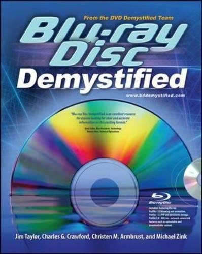 Price comparison product image Blu-ray Disc Demystified