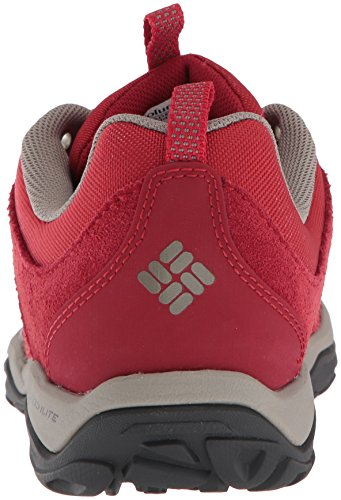 Columbia Casual Red Kettle Femme Chaussures VENTURE Mountain Rouge FIRE TEXTILE rUr6Hwq