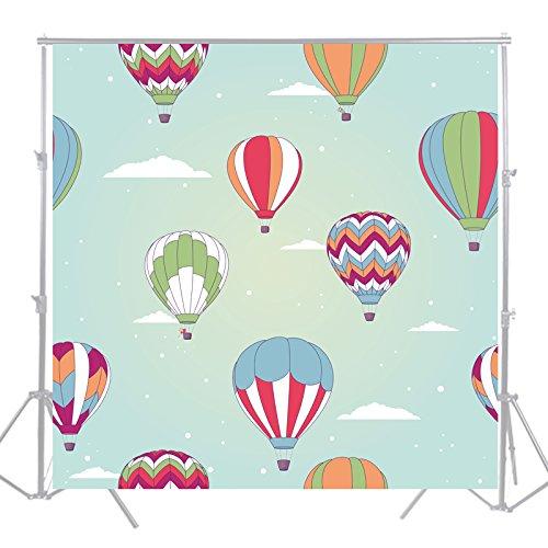 hot air balloon prop - 8