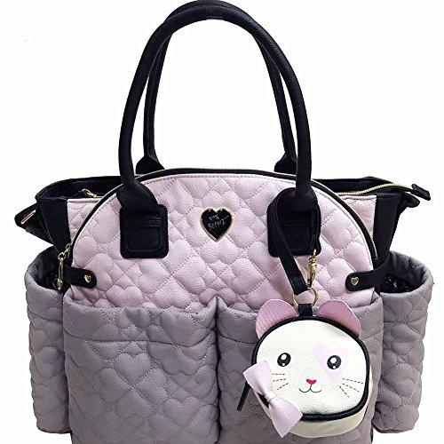 Betsey Johnson Baby Tote Bag - 2
