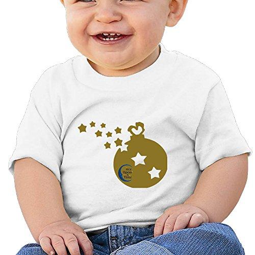 KF26 Sleep T Shirt For Girls&Boys White Size 18 Months]()