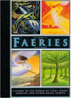 Book The Book of Faeries