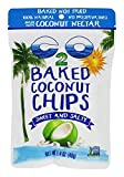 C2O Pure Coconut Water Chips with Sweet And Salty Plain Nectar, 1.4 oz
