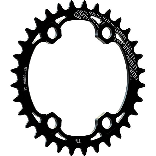 Gamut TTr Race Rings Chainrings for Shimano XT M8000 Cranks