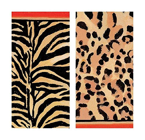 Bargain World Wild Thing Swankie Hankies (with Sticky Notes)