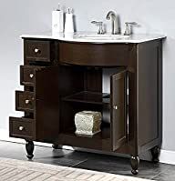 4-Drawer Bathroom Vanity