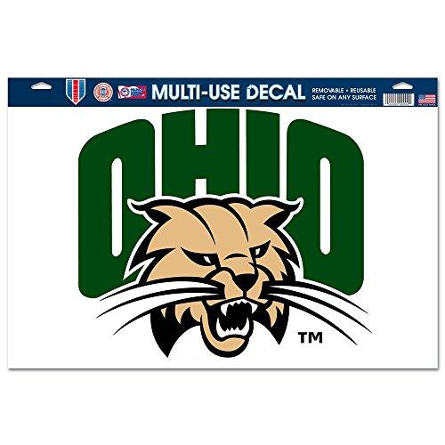 NCAA Ohio University Multi Use Decal, 11 x 17
