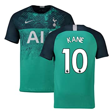 2018-2019 Tottenham Third Nike Football Soccer T-Shirt Camiseta (Harry Kane 10