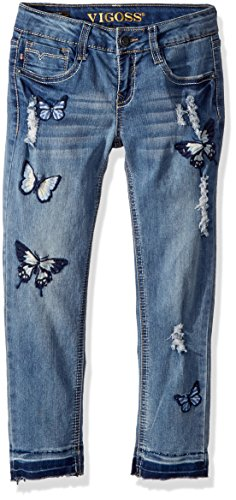 VIGOSS Girls' Toddler, Butterfly Freez, 2T