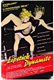 Lipstick & Dynamite, Piss & Vinegar: The First Ladies of Wrestling Poster Movie B 27x40 Penny Banner