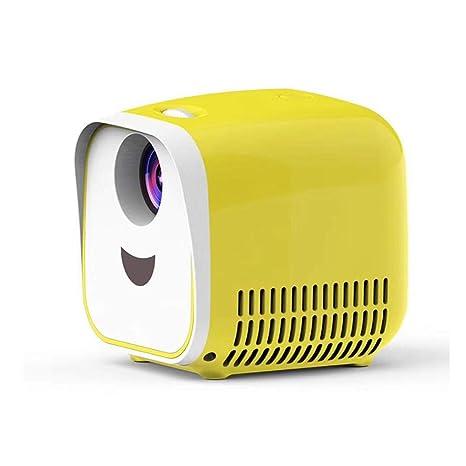 ZUKN Mini Proyector LCD Altavoz Incorporado Full HD 1080P 1000 ...