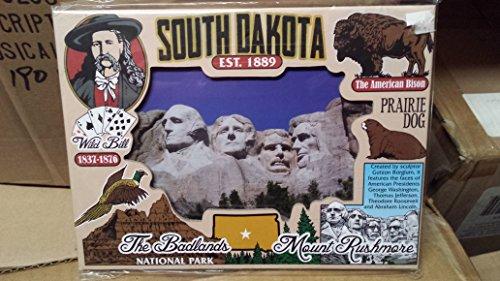 Mount Rushmore picture frame South Dakota