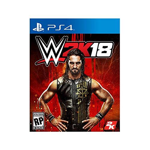 2k Games WWE 2K18