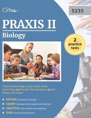 praxis biology essay