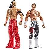 WWE Shinsuke Nakamura & Dolph Ziggler Figure 2-Pack - Series #53