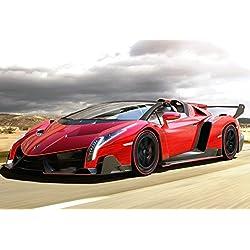 "Lamborghini Veneno Roadster Poster 13x19"" - USA Seller"