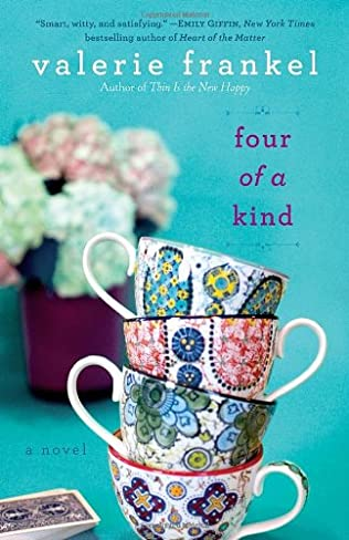 book cover of Four of a Kind