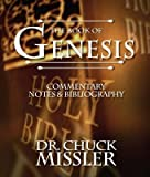 img - for Chuck Missler: Genesis Bible Study Notes book / textbook / text book