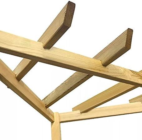Kit de pérgola de madera para asiento de jardín, esquina, enrejado, banco de patio, arco, escalada, rosas, flores, apoyo al aire libre, grandes muebles, carpa parasol, techo de techo, pequeño refugio y