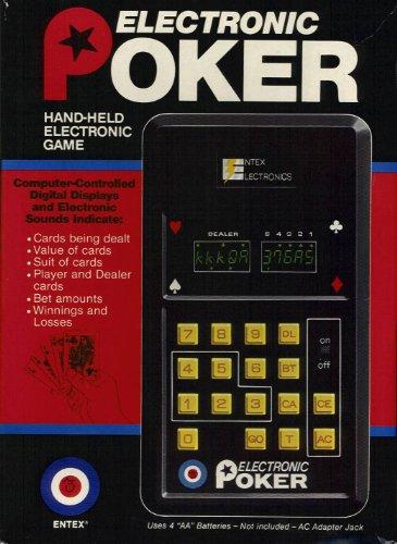 Entex Electronic Poker