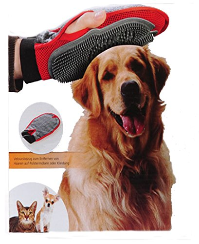 FakeFace Pet Soft Comfort Two Sided 2-in-1 Grooming Massage