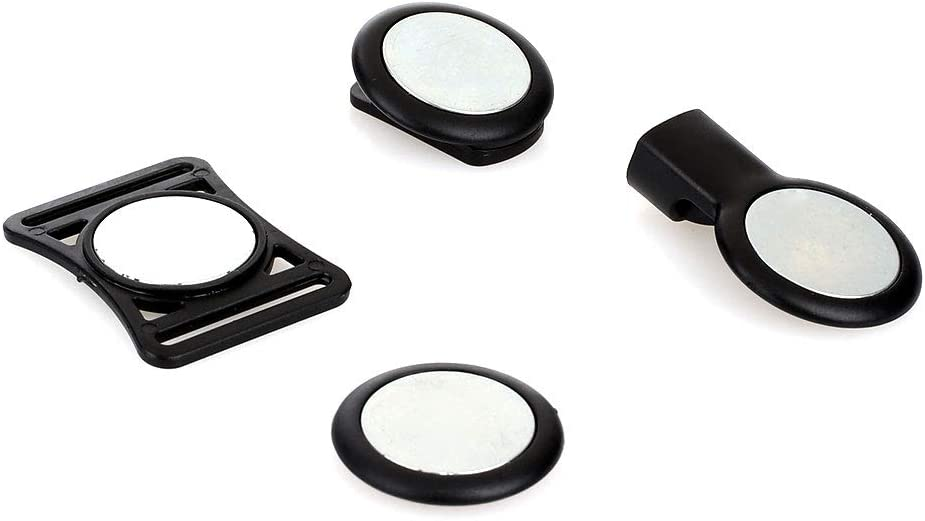 SHUNYUS Camera Bracket Patch Bandage DV Magnetic Attraction 4PCS Versatile