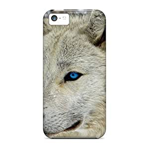 Tough Iphone GSE8011ebwk Cases Covers/ Cases For Iphone 5c(artic Beauty)