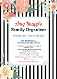 img - for 2018 Amy Knapp Family Organizer: August 2017-December 2018 book / textbook / text book