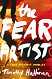 Front cover for the book The Fear Artist by Timothy Hallinan