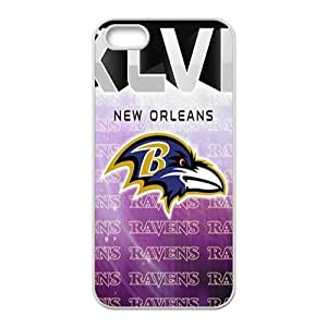 Baltimore Ravens NFL Logo Phone Case for iPhone 5S Case by heywan