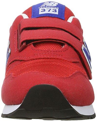 New Balance NBKV373PNP - Zapatos para hombre Rosso (Red Navy M)