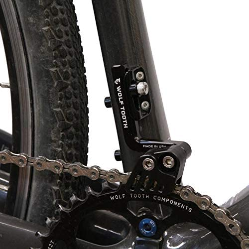 Wolf Tooth Components GnarWolf Chainguide Braze-On Mount