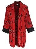 Fashion Fulfillment Plus Size Cardigan | Handmade Kimono Style | Women Tunic Kimono, One Size 1-3x