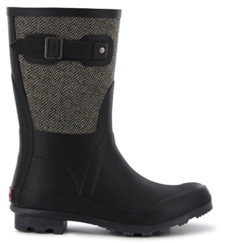 Chooka Womens Waterproof Mid Rain Boot